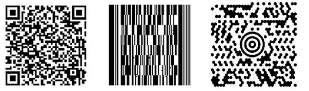 バー 二 コード 次元